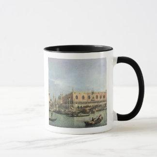 Mug Le Molo et le Piazzetta San Marco, Venise (huile