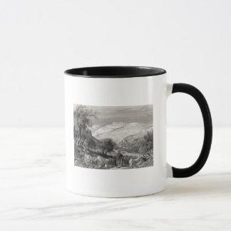 Mug Le mont des Oliviers, du mont Sion