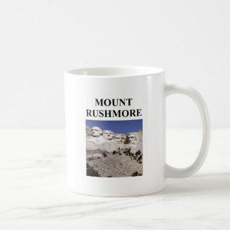Mug le mont Rushmore