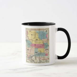 Mug Le Nébraska et le Kansas 3