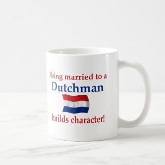 Mug Le Néerlandais établit le caractère