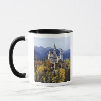 Mug Le Neuschwanstein de fantaisie est l'un de trois