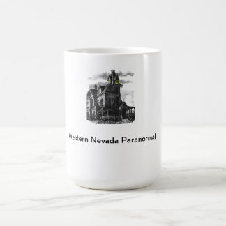 Mug Le Nevada occidental paranormal
