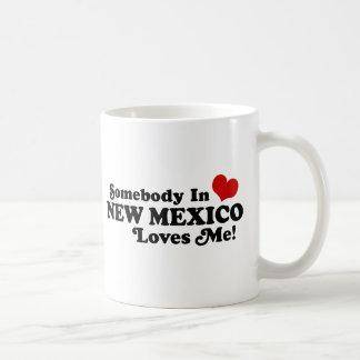 Mug Le Nouveau Mexique