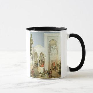 Mug Le palais de Khan de Bakou, péninsule d'Apsheron