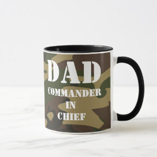 Mug Le papa, commandant en chef de militaires de Camo