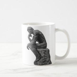 Mug Le penseur de Rodin