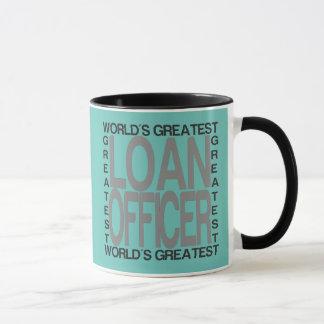 Mug Le plus grand agent de prêts des mondes