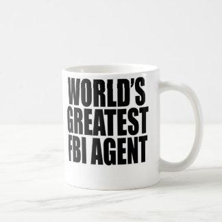 Mug Le plus grand agent du FBI du monde