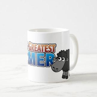 Mug Le plus grand agriculteur du monde - mouton noir