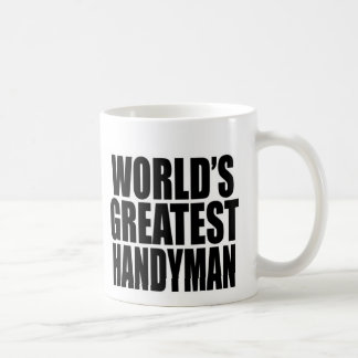 Mug Le plus grand bricoleur du monde