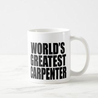 Mug Le plus grand charpentier du monde
