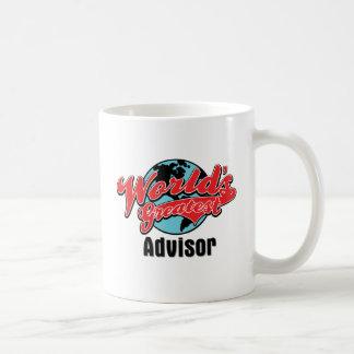 Mug Le plus grand conseiller des mondes
