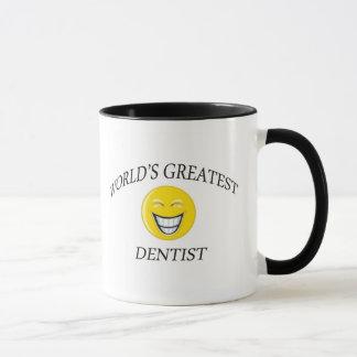 Mug Le plus grand dentiste du monde