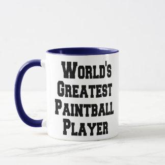 Mug Le plus grand joueur de Paintball des mondes