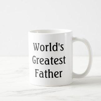 Mug Le plus grand père du monde (légalement)
