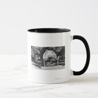 Mug Le plus grand ranch de Buffalo de meule des mondes
