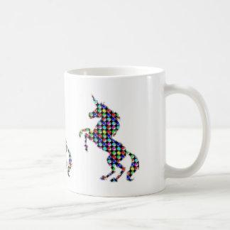 Mug Le point animal d'imaginaire de LICORNE badine les