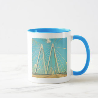 Mug Le pont de Fred Hartman