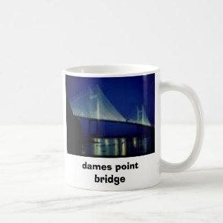 Mug le pont de la Floride, J VILLE, dames dirigent le