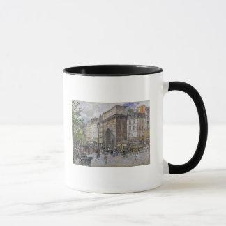 Mug Le Porte St Martin, 1898