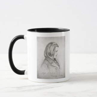 Mug Le portrait de Johanes Brahms a vieilli vingt,