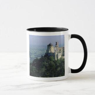 Mug Le Portugal, Sintra, palais de Pena, placé sur