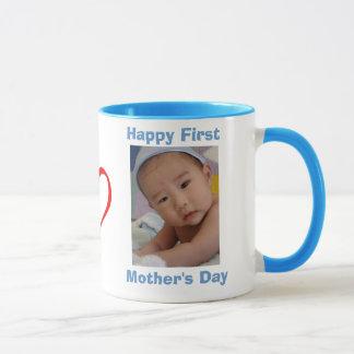 Mug Le premier jour de mère