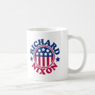Mug Le Président Richard Nixon des USA