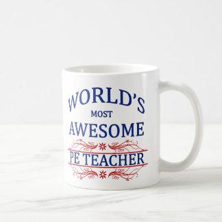 Mug Le professeur du PE le plus impressionnant du