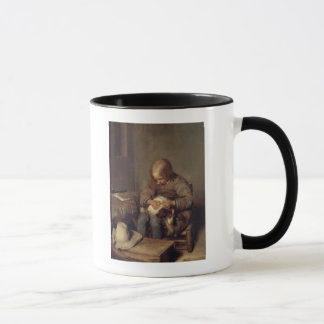 Mug Le Puce-Receveur c.1655