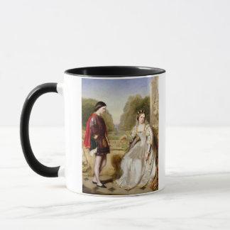 Mug Le refus (huile sur la toile)