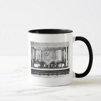 Mug Le repas à la Chambre de Simon le Pharisee 2