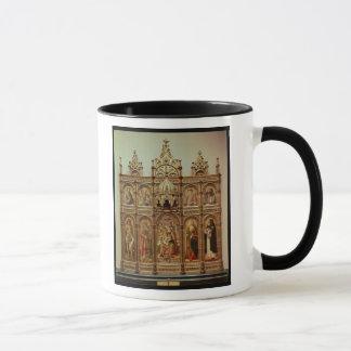 Mug Le retable de Demidoff, 1476