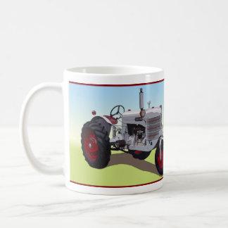 Mug Le Roi argenté Tractor