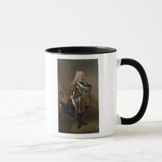 Mug Le Roi Augustus II de la Pologne, avant 1730