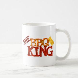 Mug Le roi de BBQ