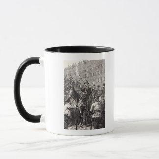 Mug Le roi de la Prusse adressant les Berlinois