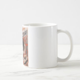 Mug Le Roi Of Cards de Harry Houdini