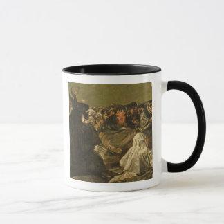 Mug Le sabbat ou la grande -chèvre des sorcières