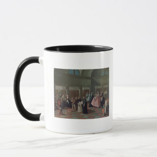 Mug Le salon de visite dans le couvent