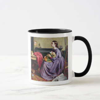 Mug Le seigneur, Thy sera fait, 1855 (l'huile sur la