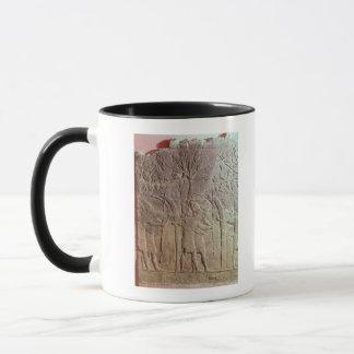 Mug Le siège d'Alammu par l'armée de Sennacherib