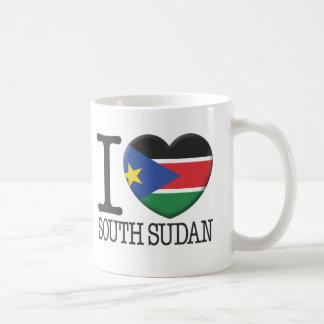 Mug Le Soudan du sud