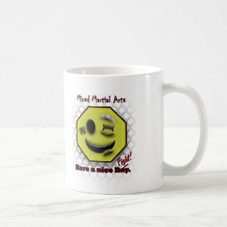 Mug Le sourire de MIXED MARTIAL ART, ont un beau