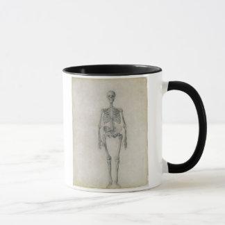 Mug Le squelette humain, vue antérieure, de la série