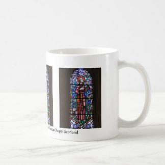 Mug Le St Francis du verre souillé d'Assisi