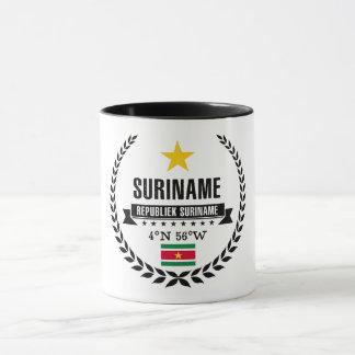 Mug Le Surinam