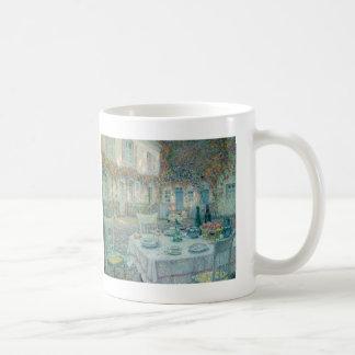 Mug Le Tableau de petit déjeuner (Le Dejeuner)