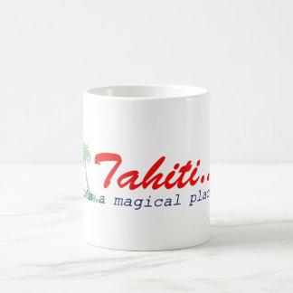 Mug Le Tahiti - c'est un endroit magique
